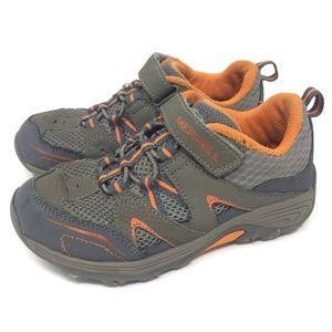 Merrell Kids Youth Boys Trail Chaser Shoes 12 M